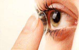 Lens Contact