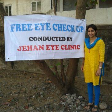 Free Eye Check up Camps