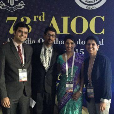 AIOS, New Delhi- January 2015