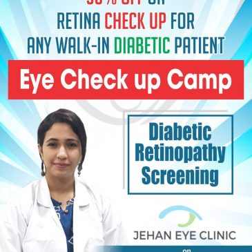 Diabetic Retinopathy Eye Camp