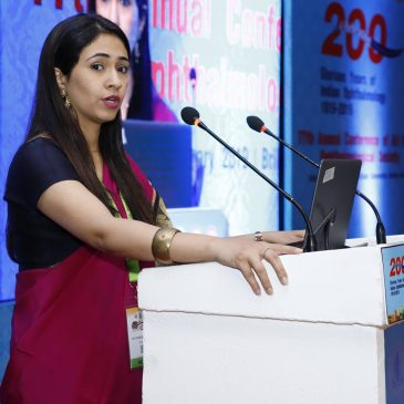 Annual Conference of the All India Ophthalmologists' Society AIOC 2019 – 14-17 February