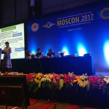 MOSCON, Pune – October 2017