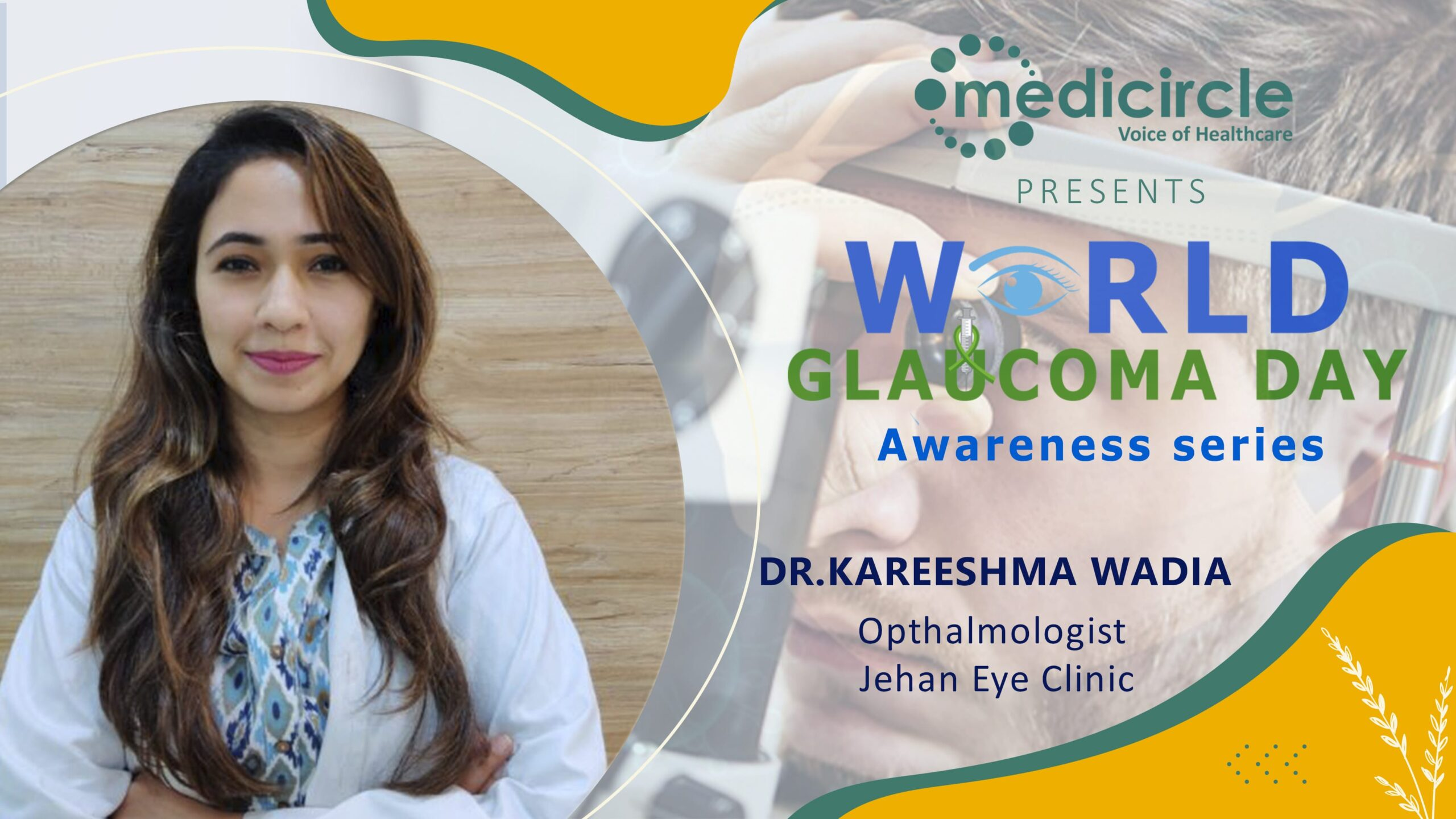 Importance of Evaluating Glaucoma As it is Not Really Reversible But Controllable